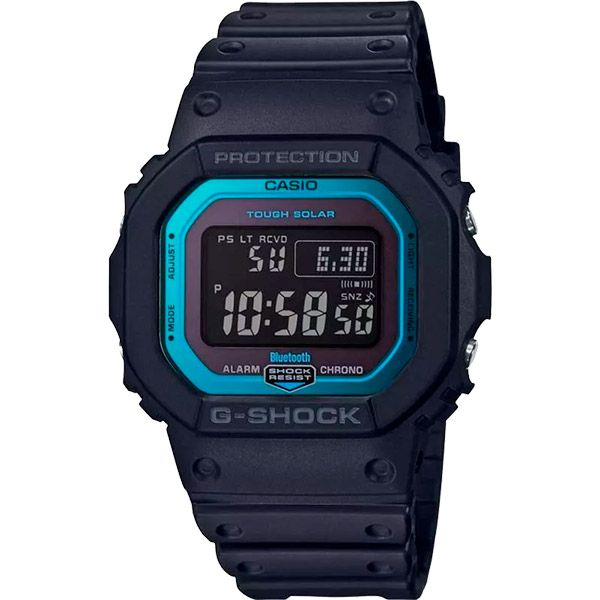 Relógio Casio G-Shock GW-B5600-2DR Tough Solar e Bluetooth  - TREINIT