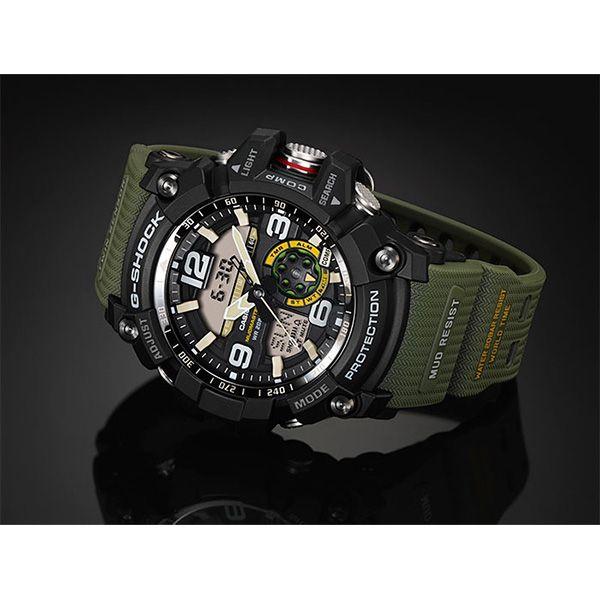 Relógio Casio G-Shock Mudmaster GG-1000-1A3DR Resistente a choques  - TREINIT