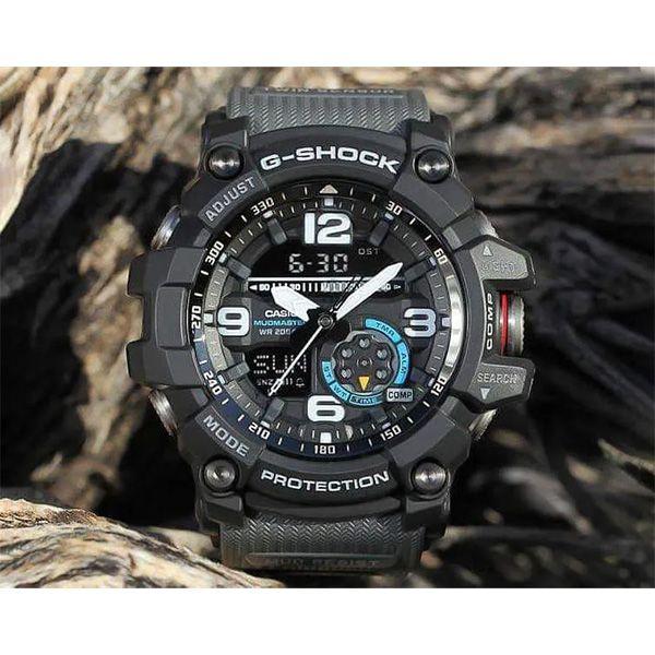 Relógio Casio G-Shock Mudmaster GG-1000-1A8DR Resistente a choques  - TREINIT