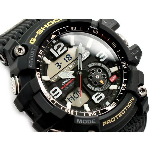 Relógio Casio G-Shock Mudmaster GG-1000-1ADR Resistente a choques  - TREINIT