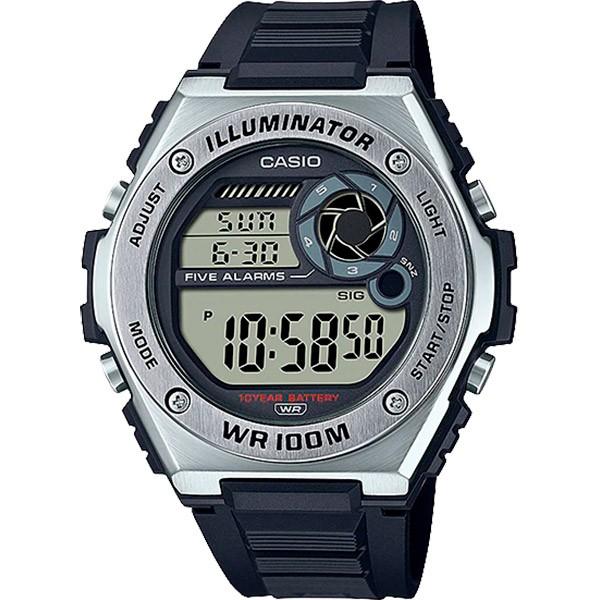 Relógio Casio MWD-100H-1AVDF  - TREINIT