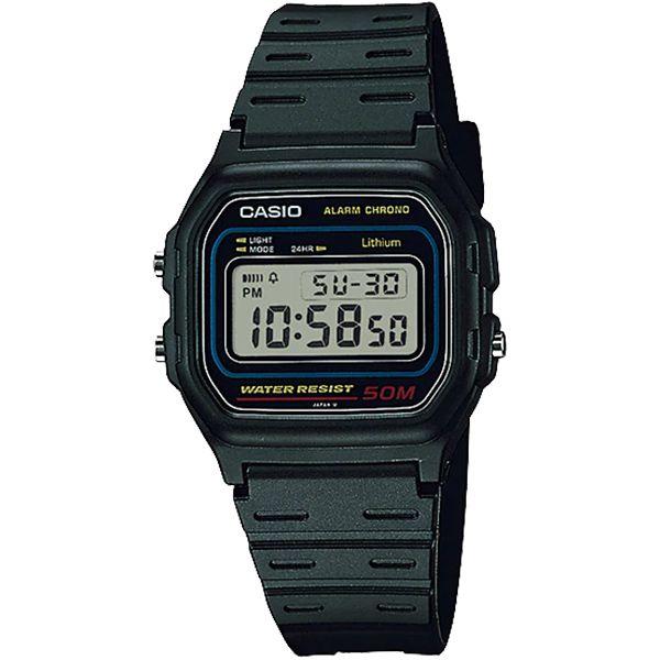 Relógio Casio W-59-1VQ Alarme Cronômetro  - Loja Prime