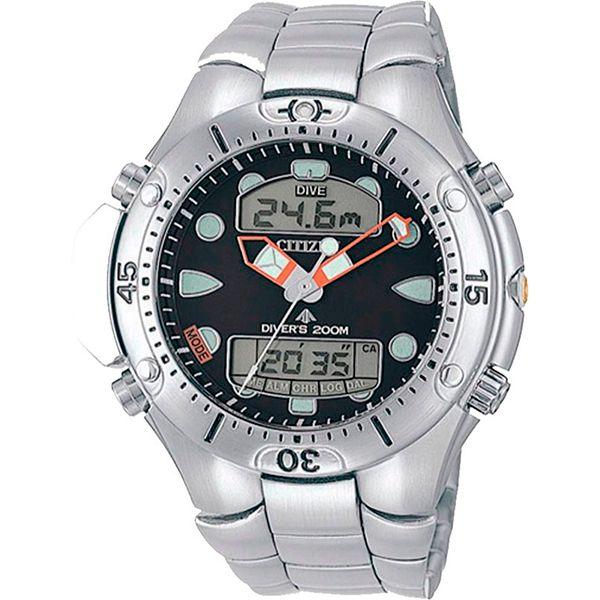 Relógio Citizen Aqualand II Jp1060-52e | Tz10020d  - TREINIT