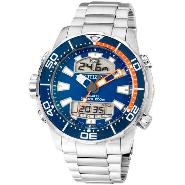e346a22cea3 Relógio Citizen Aqualand ProMaster Água TZ10164F JP1099-81L - Loja Prime