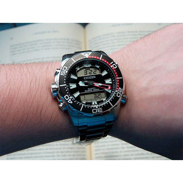 Relógio Citizen Aqualand ProMaster Água TZ10164T JP1090-86E  - Loja Prime