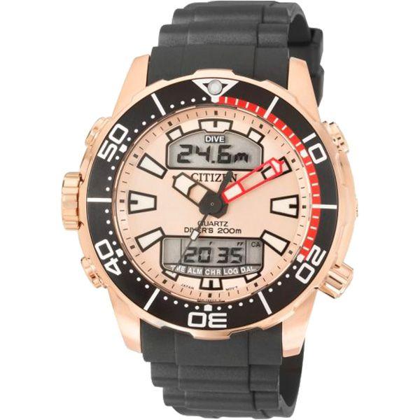 Relógio Citizen Aqualand ProMaster Água TZ10164X JP1093-11P  - TREINIT