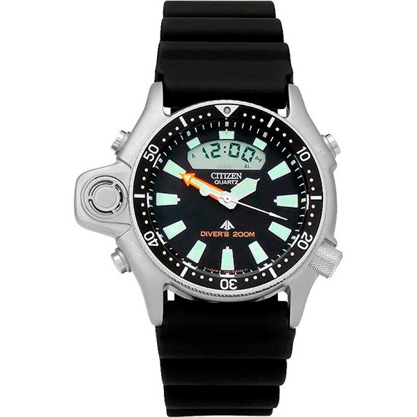 Relógio Citizen Aqualand Série Prata JP2000-08E | Tz10137t  - TREINIT