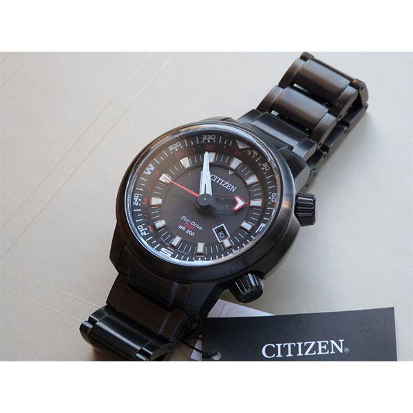 Relógio Citizen Eco-Drive BJ7085-50E / TZ30759P Preto  - Treinit