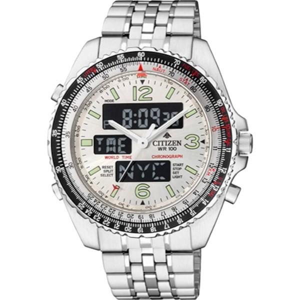 Relógio Citizen Promaster Wingman TZ10075Q JQ8003-51W  - TREINIT