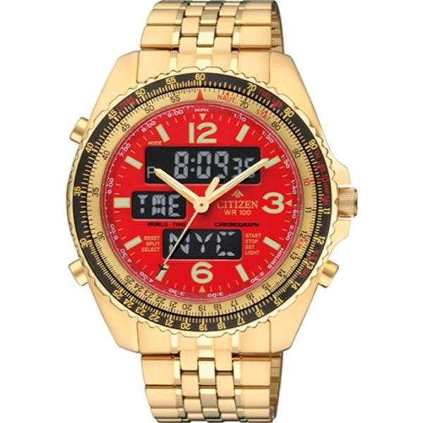 Relógio Citizen Promaster Wingman TZ10075V JQ8001-57A  - TREINIT