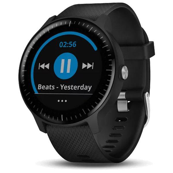 Relógio com GPS Garmin VivoActive 3 Music - Smartwatch Multiesportivo  - Loja Prime