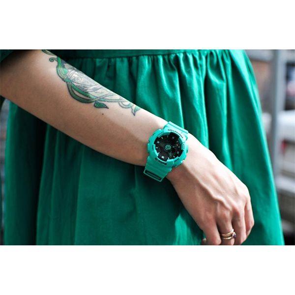 Relógio Feminino Casio Baby-G BA-111-3ADR Original Garantia  - TREINIT