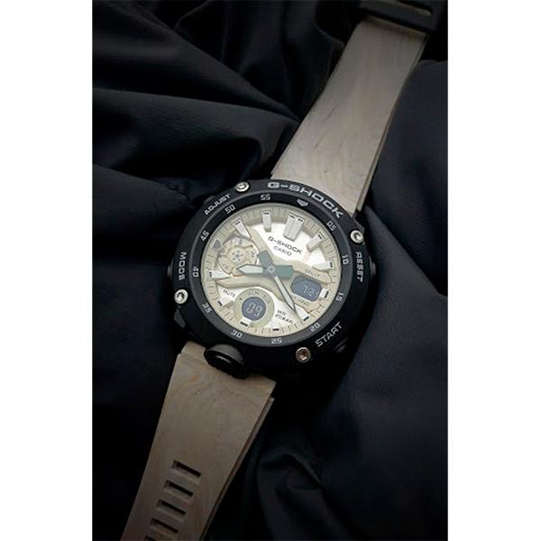 Relógio G-SHOCK GA-2000WM-1ADR UTILITY WAVY MARBLE Series  - TREINIT