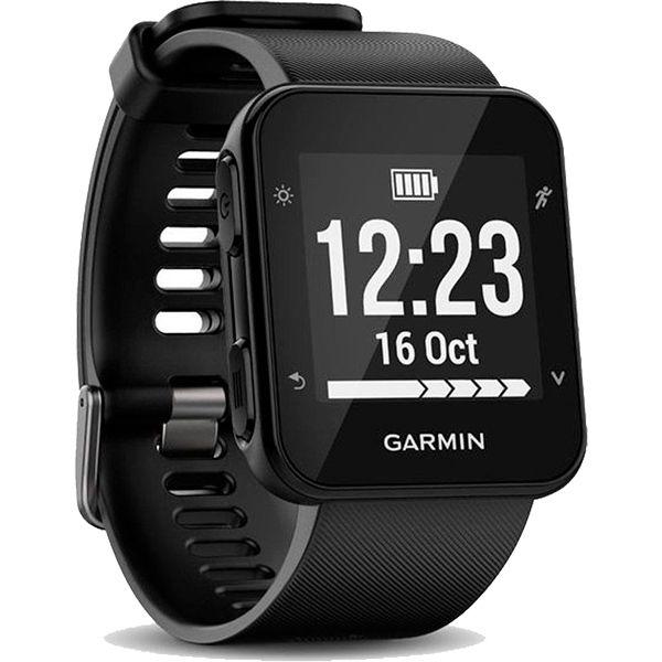 Relógio GPS Frequencímetro de Pulso Garmin Forerunner 35 Preto  - Loja Prime