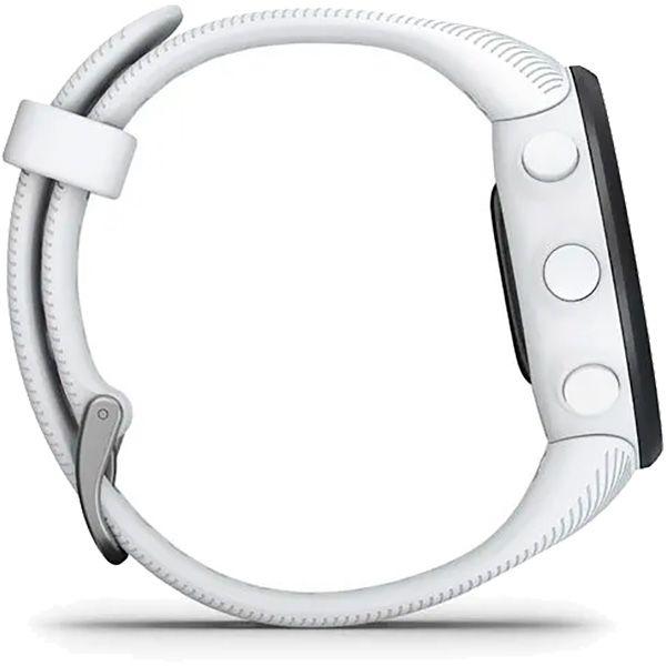 Relógio GPS Frequencímetro de Pulso Garmin Forerunner 45S Branco  - TREINIT
