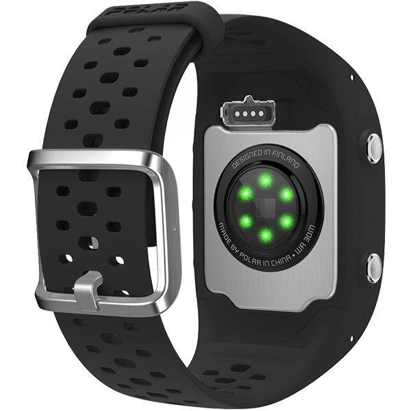 Relógio GPS Monitor Cardíaco de Pulso Polar M430 Preto  - Loja Prime