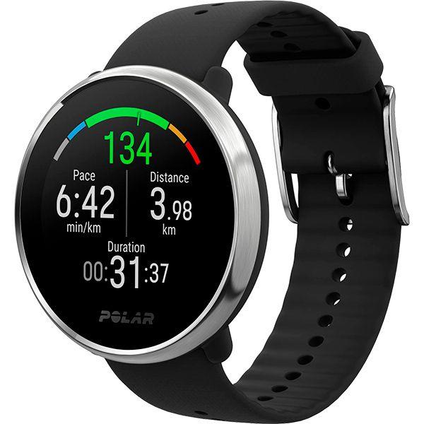 Relógio GPS Multiesportes Monitor Cardíaco de Pulso Polar Ignite Preto  - Loja Prime