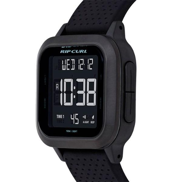 Relógio Rip Curl Next Digital Black - A3199 (Maré Futura)  - TREINIT