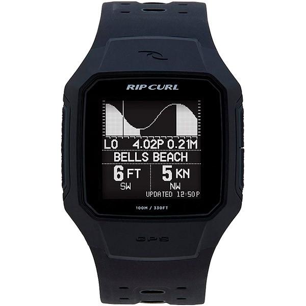 Relógio GPS Rip Curl SearchGPS 2 Black - A1144  - TREINIT