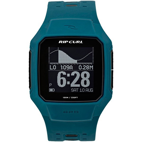 Relógio GPS Rip Curl SearchGPS 2 Cobalt Blue - A1144  - TREINIT