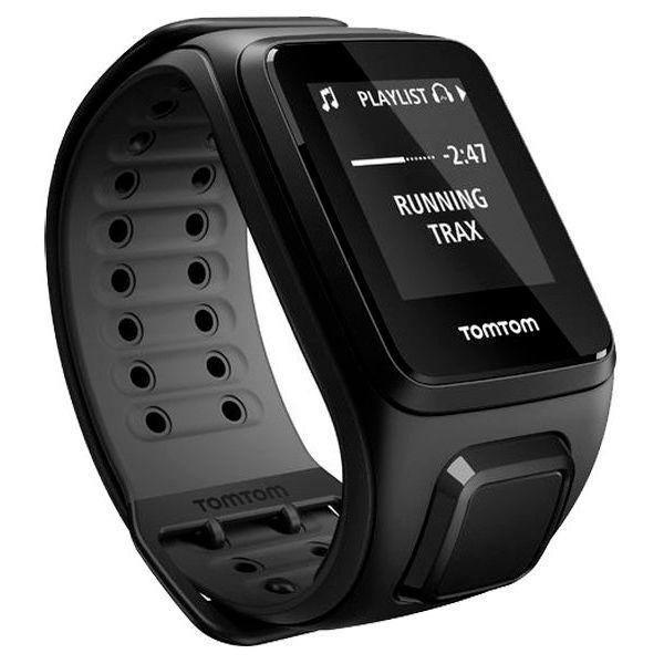Relógio GPS Tomtom RUNNER 2 MUSIC Black 3Gb  - Loja Prime