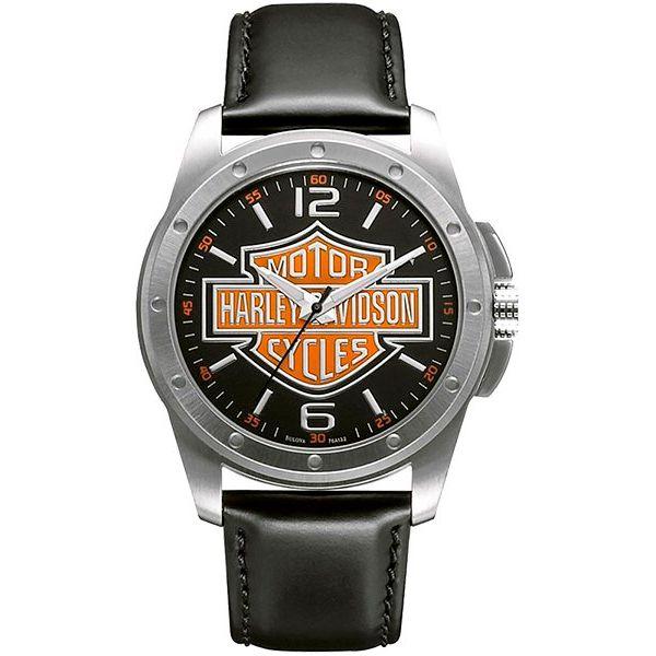 Relógio Masculino Analógico Bulova Harley Davidson WH30019T  - Loja Prime
