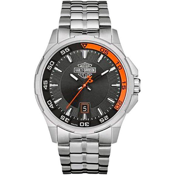 Relógio Masculino Analógico Bulova Harley Davidson WH30500T  - TREINIT