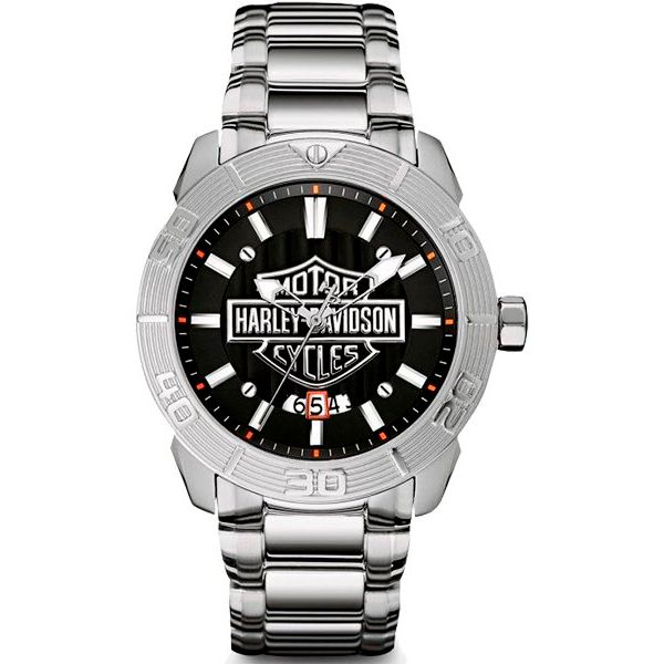b2d53fdf784 Relógio Masculino Analógico Bulova Harley Davidson WH30546T - Loja Prime