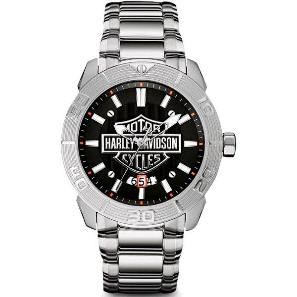 Relógio Masculino Analógico Bulova Harley Davidson WH30546T  - TREINIT