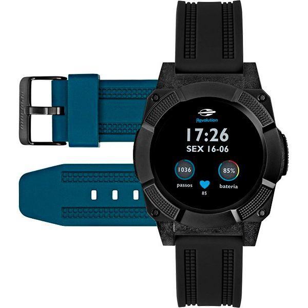Relógio Mormaii Smartwatch Revolution MOSRAB/8P  - Loja Prime