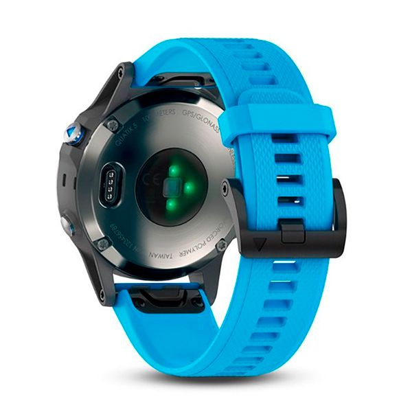 Relógio Quatix 5 Safira - Smartwatch Gps Náutico Multiesportivo  - Loja Prime