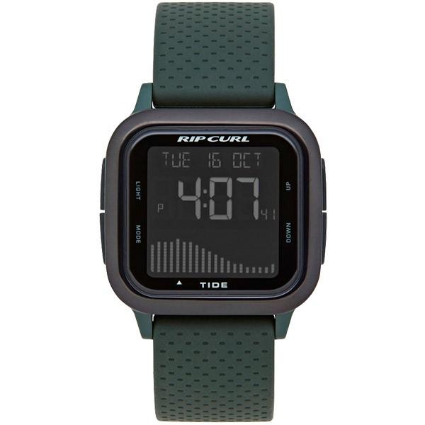 Relógio Rip Curl Next Tide Military Green - A1137 (Maré Futura)  - TREINIT