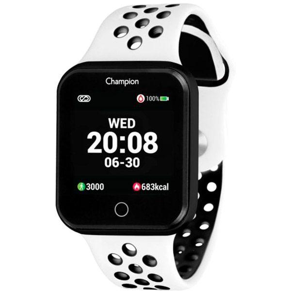 Relógio Smartwatch Champion CH50006K Bluetooth  - TREINIT