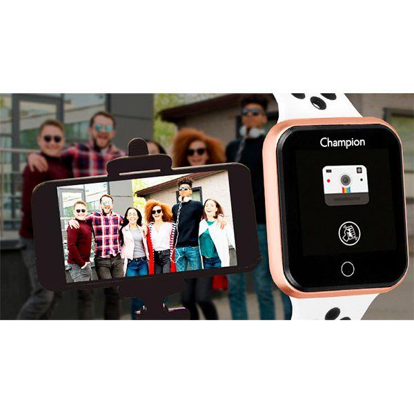 Relógio Smartwatch Champion CH50006T Bluetooth  - TREINIT