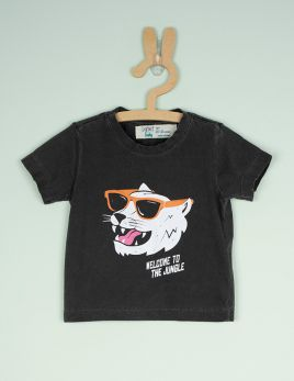 CAMISETA JUNGLE BABY
