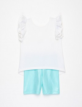 CONJUNTO ASHA OFF-WHITE