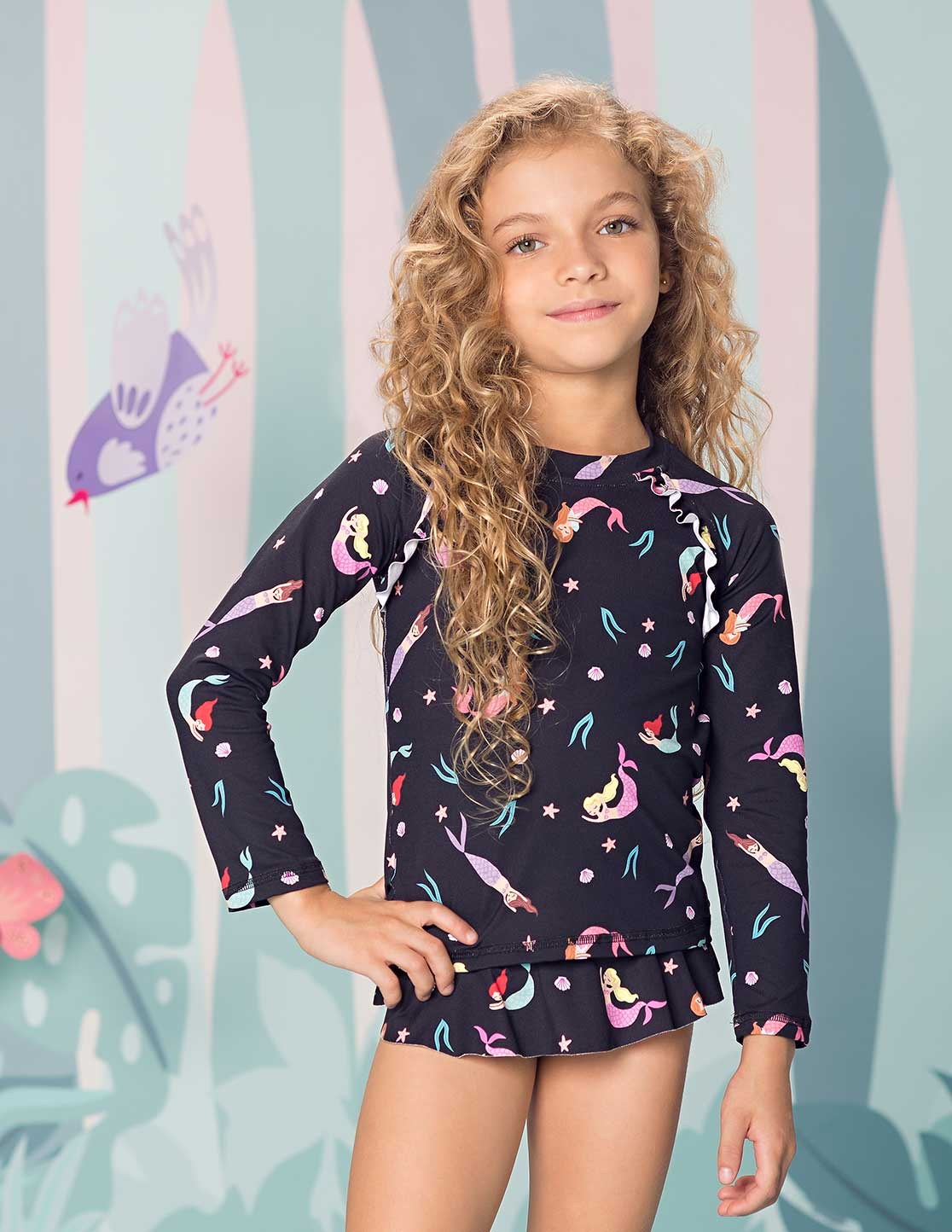 BLUSA BUBBLE FEM SEREIAS