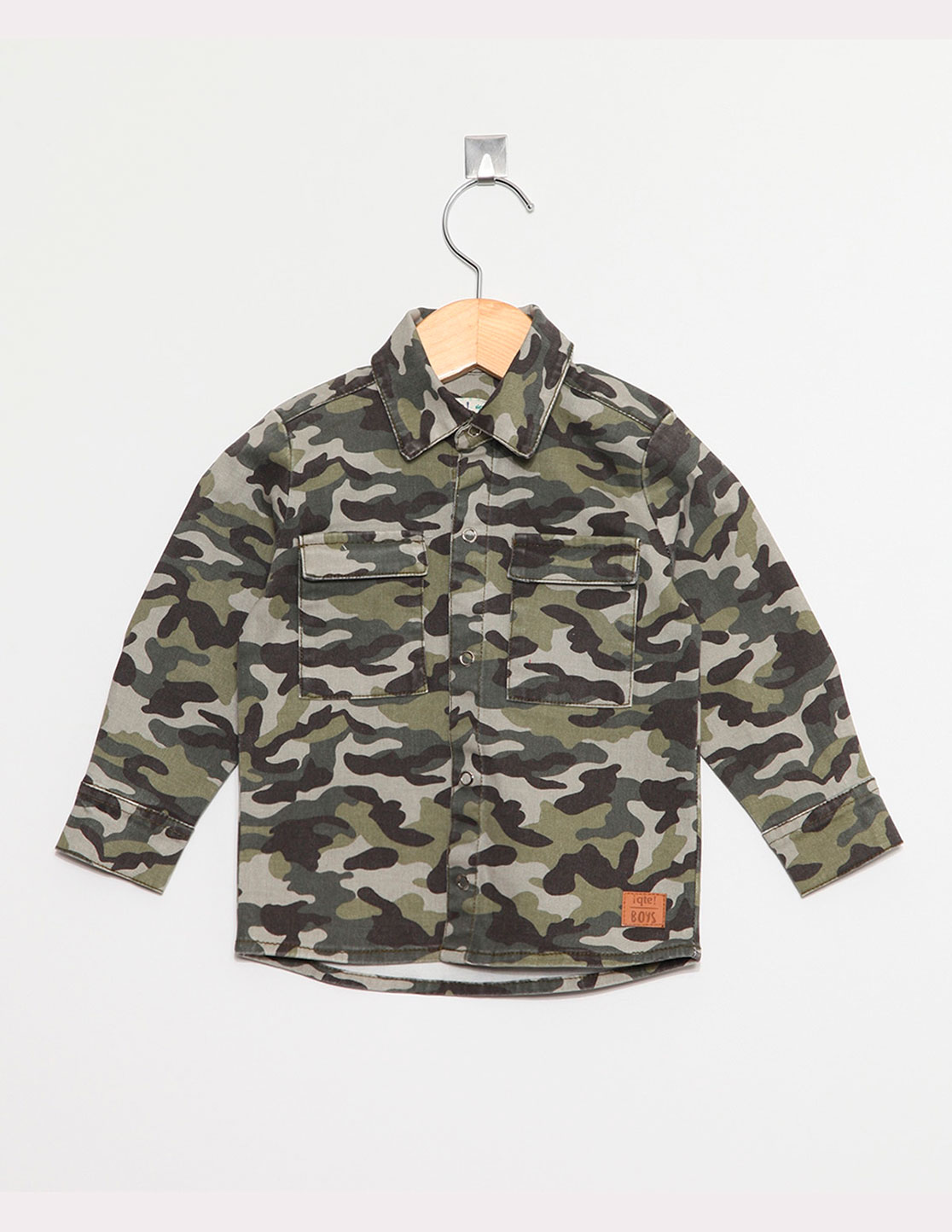 CAMISA ARMY BABY