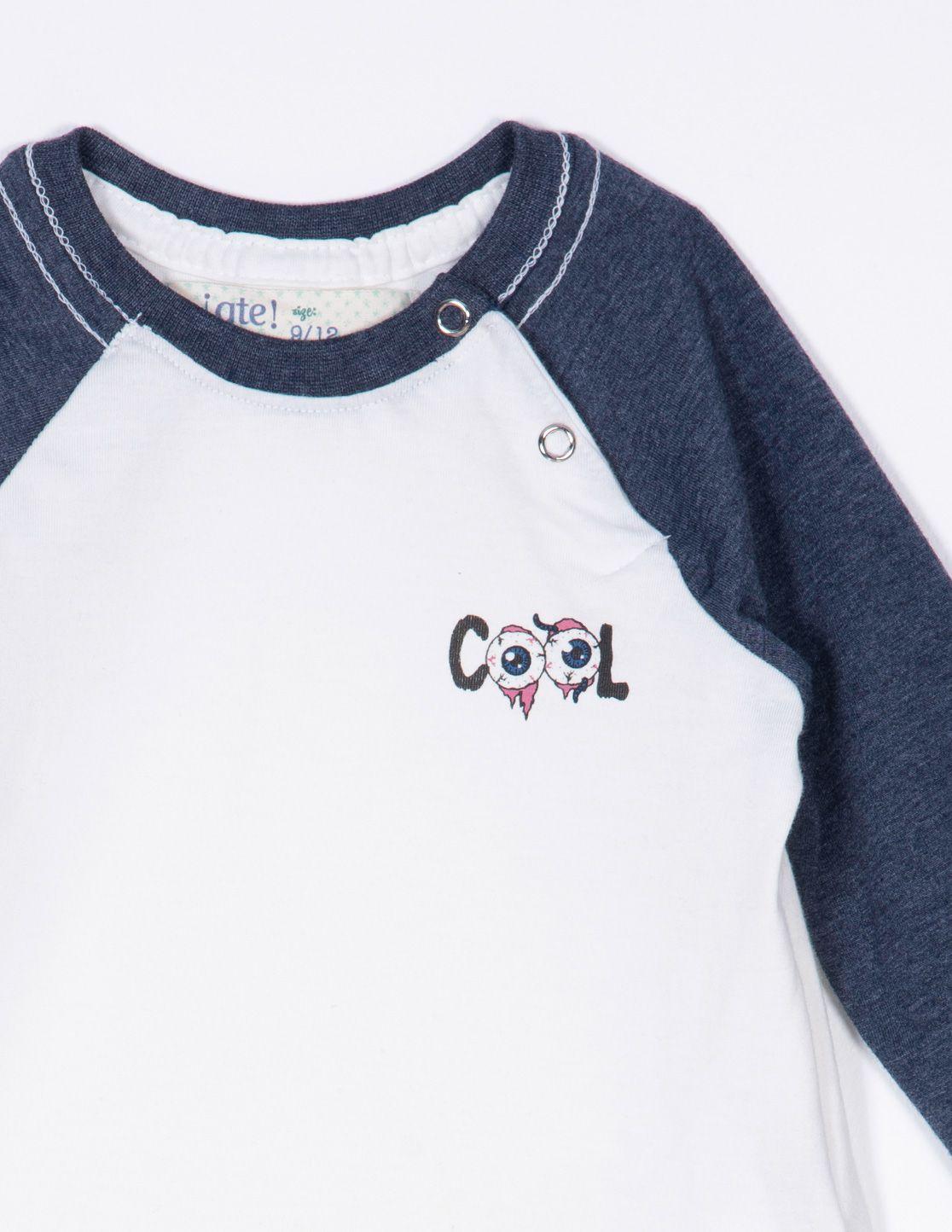 CAMISETA COOL BABY