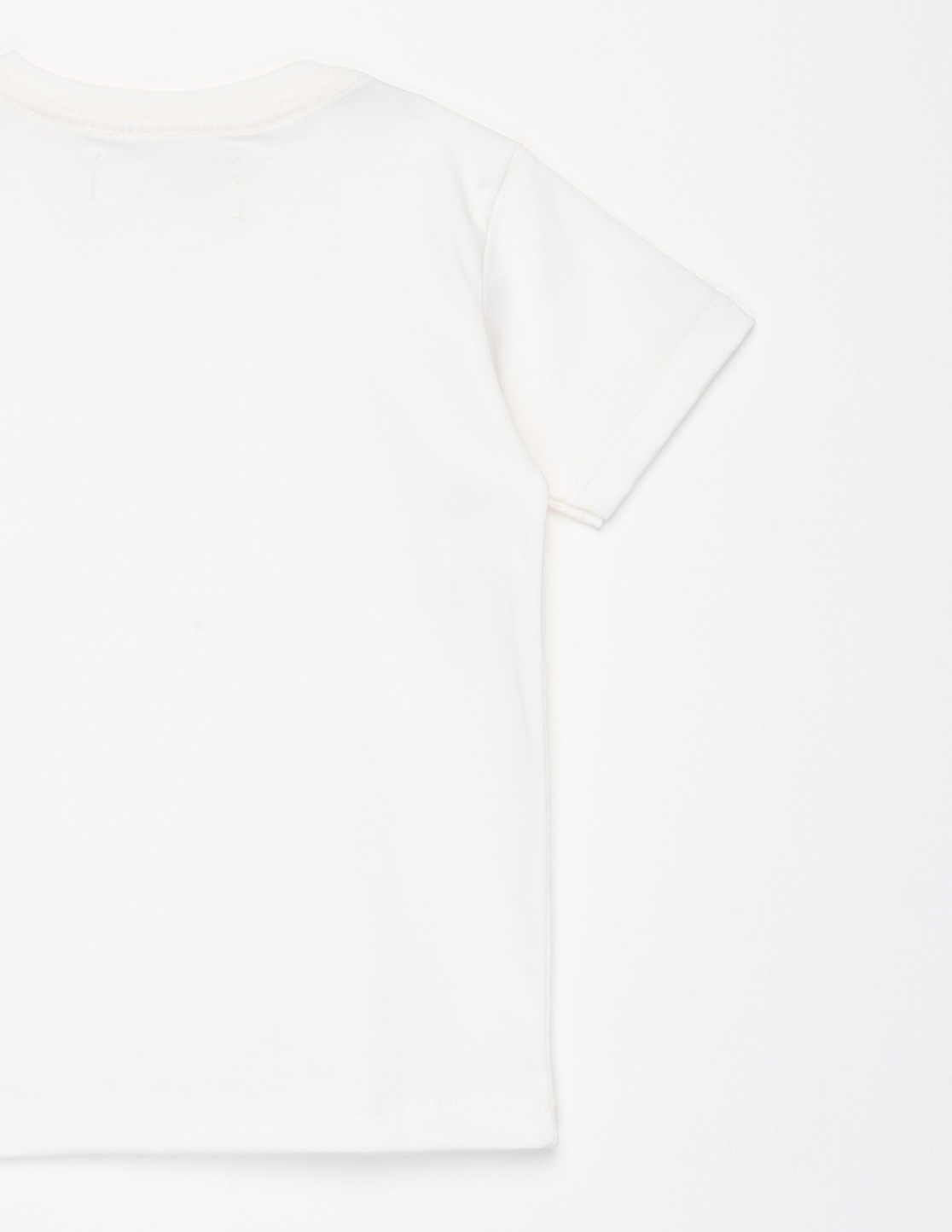 CAMISETA ZION OFF-WHITE