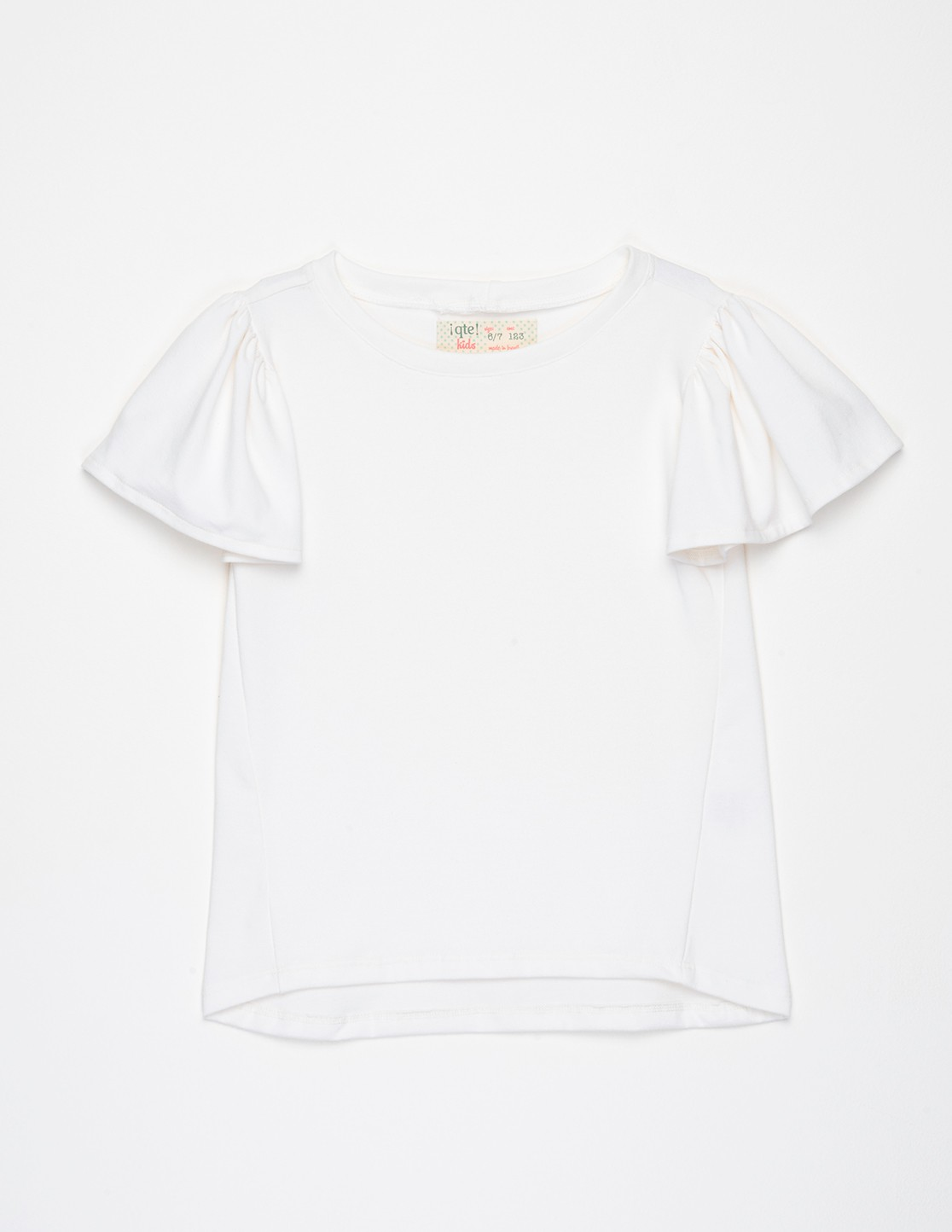 TOP DAISY OFF-WHITE
