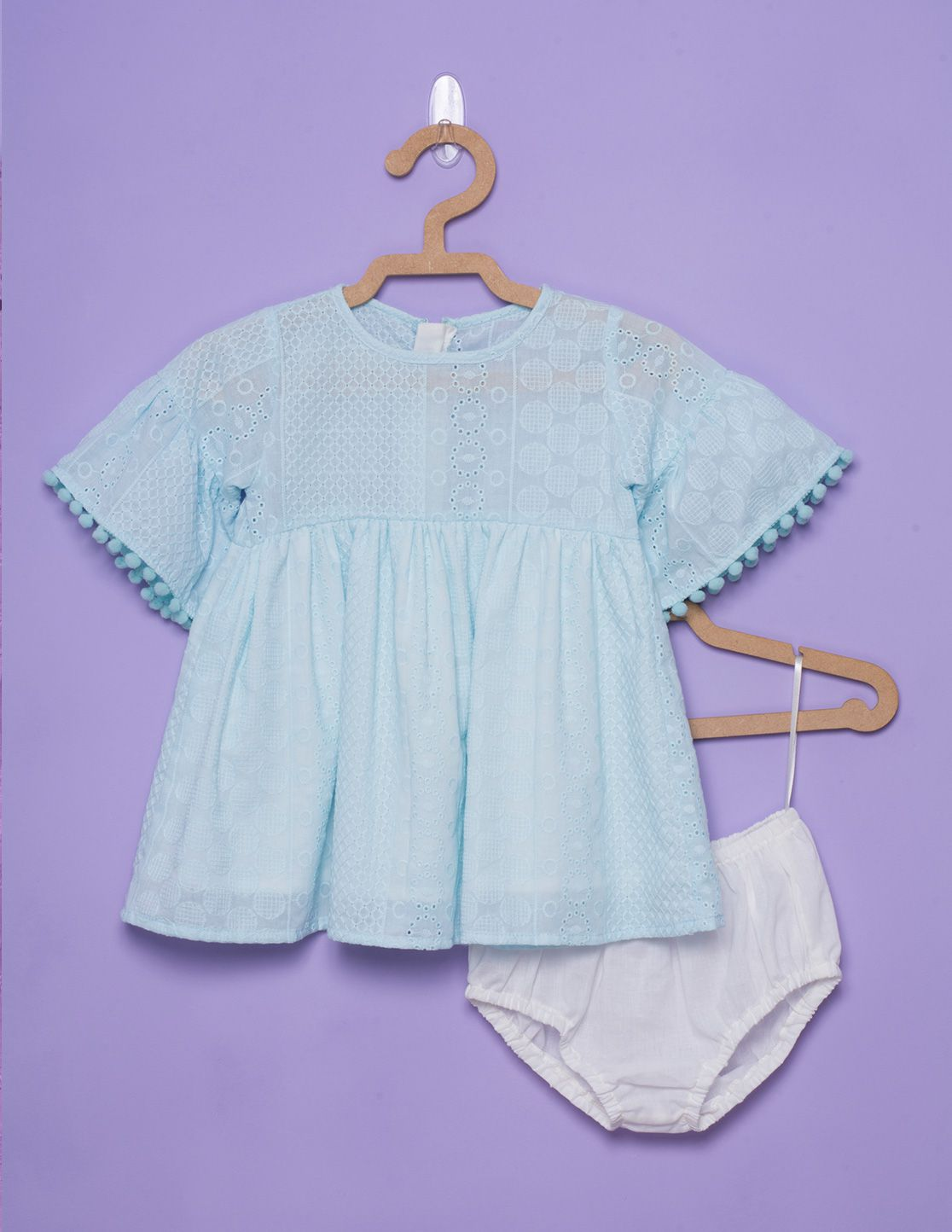 VESTIDO AMOUR LAISE BABY