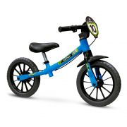 Balance Bike Azul Nathor