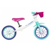 Balance Bike (Bicicleta de Equilíbrio) Cecizinha Caloi
