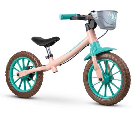 Balance Bike (Bicicleta de Equilíbrio) Love Nathor