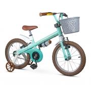 Bicicleta aro 16 Antonella Verde Nathor