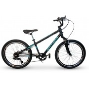 Bicicleta aro 24 Apollo 6v Nathor