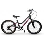 Bicicleta aro 24 Bella 6v Nathor