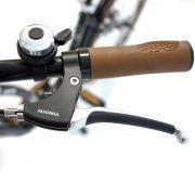Bicicleta aro 26 Vintage Anthon Grafite Nathor