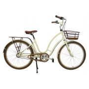 Bicicleta aro 26 Vintage Antonella Pérola Nathor